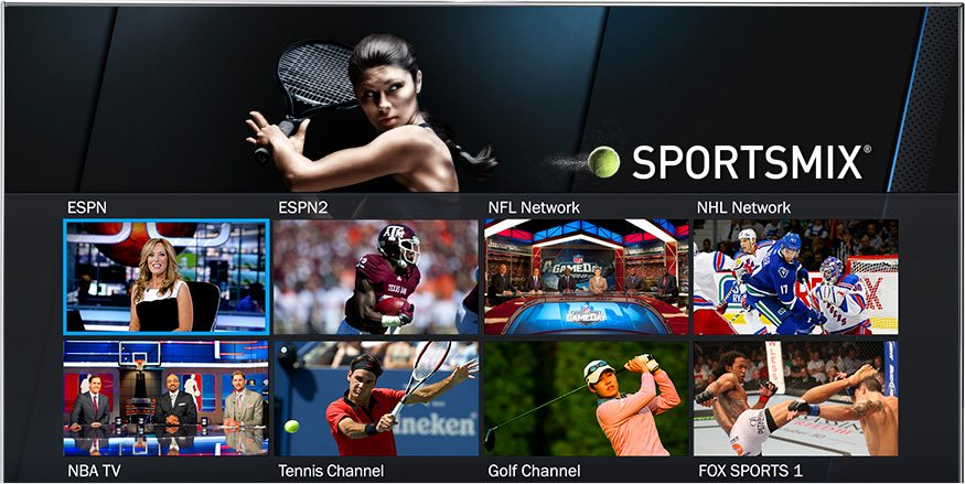 DIRECTV Boise Entertainment and Technology Sportsmix
